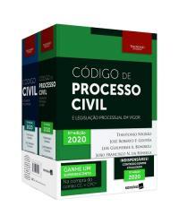 Código civil e código de processo civil - 12ª Edição   2020