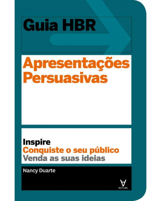 APRESENTAÇÕES PERSUASIVAS - 1ª Edição | 2018