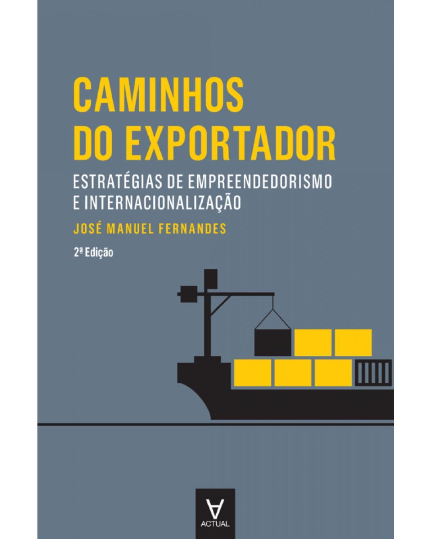 Caminhos do exportador - 2ª Edição | 2021