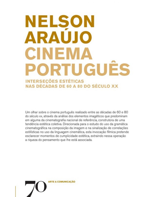 Cinema português: Interseções estéticas nas décadas de 60 a 80 do século XX - 1ª Edição | 2016