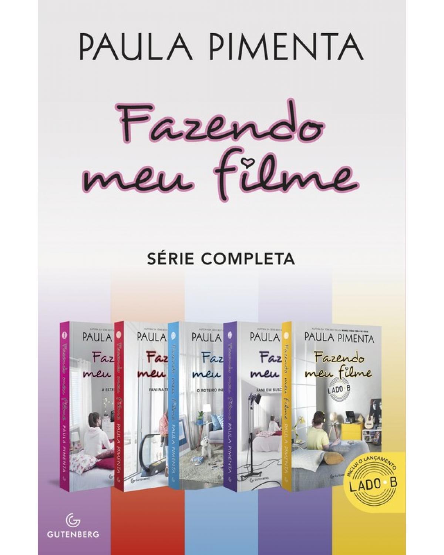 Box - Série Fazendo Meu Filme - capas novas – série completa - 1ª Edição | 2020