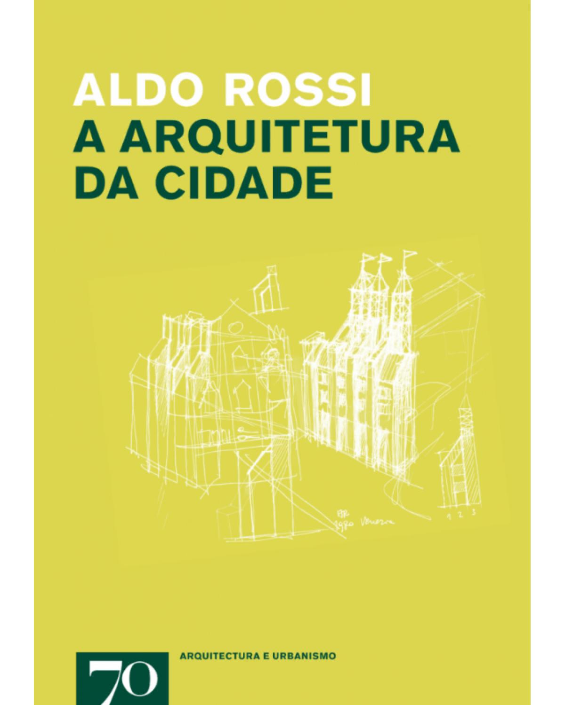 A arquitetura da cidade - 1ª Edição   2018