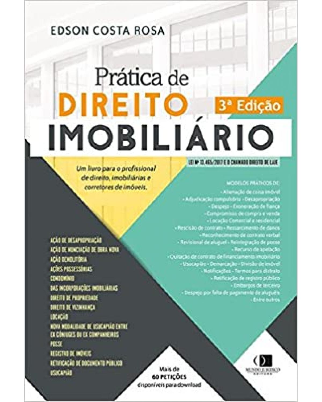 Prática de Direito Imobiliário - 3ª Edição