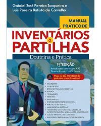 Manual Prático de Inventário e Partilhas - 15ª Edição