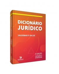 Dicionário jurídico - 3ª Edição | 2020