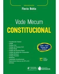 Vade mecum constitucional - 19ª Edição | 2020