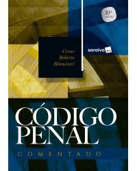 Código penal comentado - 10ª Edição   2019
