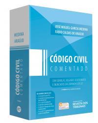 Código Civil Comentado - 2ª Edição - 2018