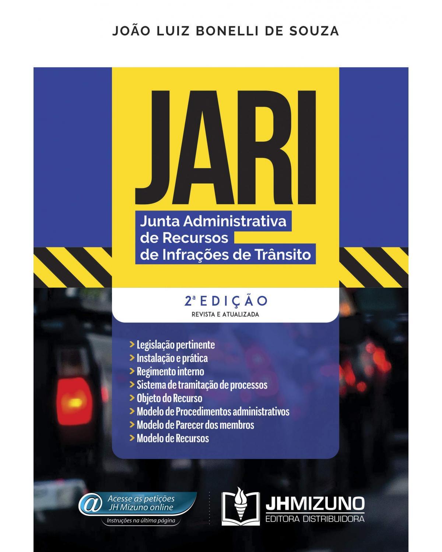 JARI - Junta Administrativa de Recursos de Infrações de Trânsito | 2020