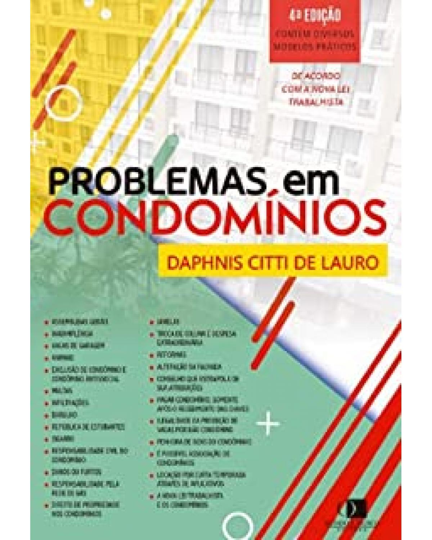 Problemas em Condomínio - 4ª Edição