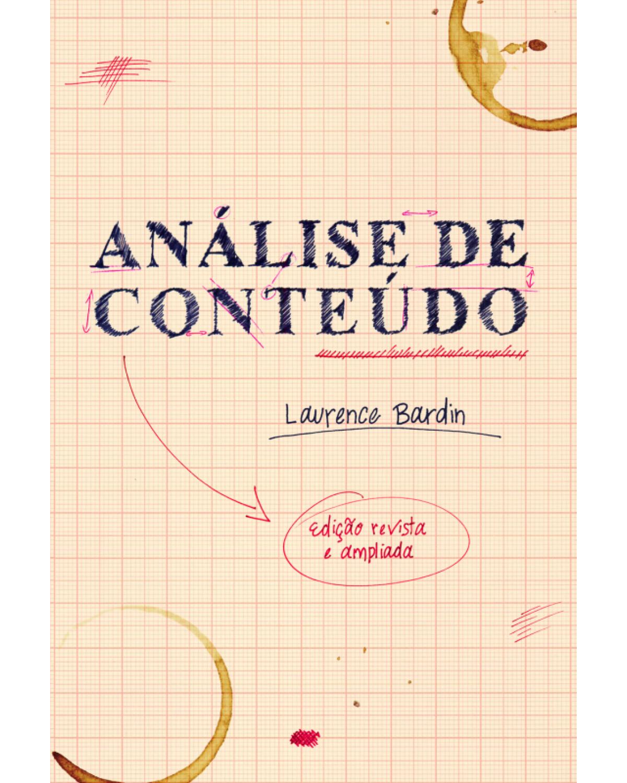 Análise de conteúdo - 1ª Edição | 2011