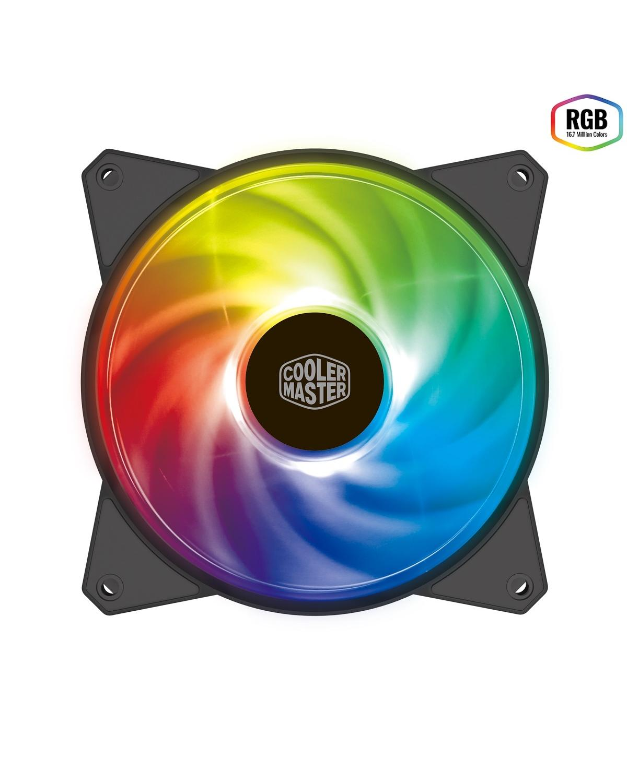 FAN PARA GABINETE MF120R 120MM RGB - R4-C1DS-20PC-R1