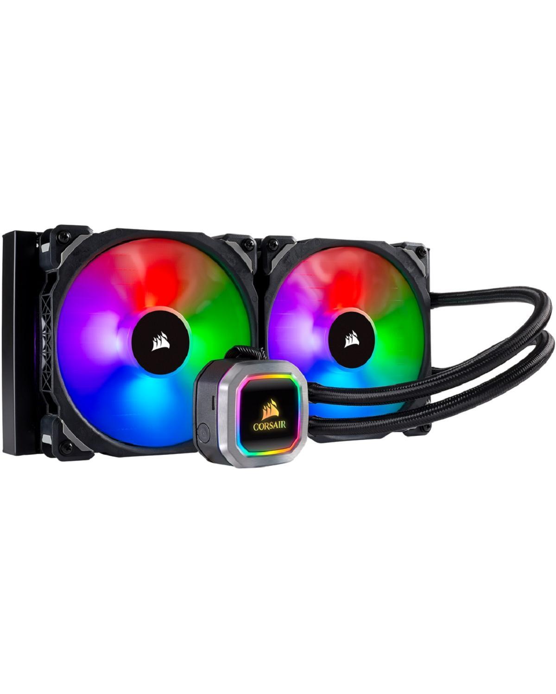 WATER COOLER - H115I PLATINIUM RGB - 280MM - CW-9060038-WW