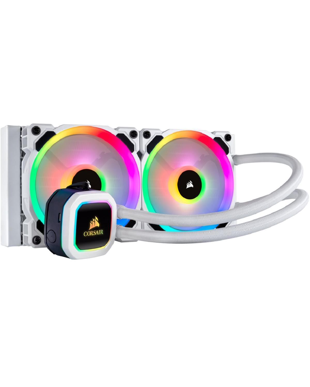 WATER COOLER - H100I PLATINIUM SE RGB - 240MM - CW-9060042-WW