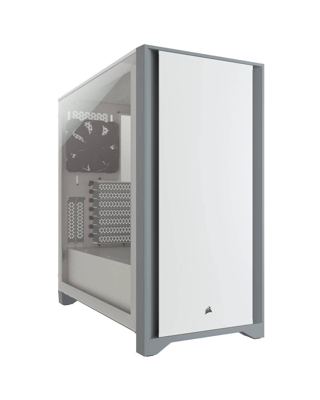 GABINETE ATX MID TOWER - 4000 SERIES - 4000D WHITE - CC-9011199-WW