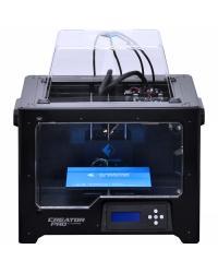 IMPRESSORA 3D CREATOR PRO FLASHFORGE - 227X148X150MM - 2 EXTRUSORAS - GABINETE METAL