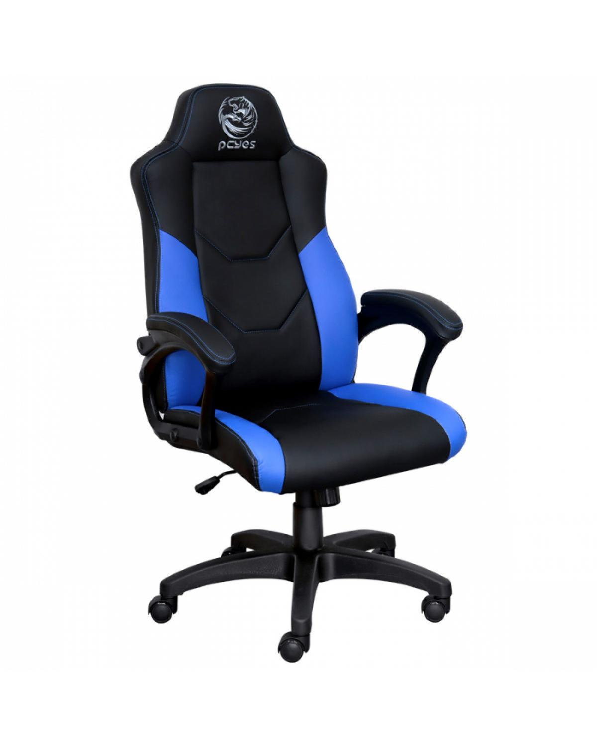 CADEIRA GAMER MAD RACER V6 TURBO AZUL - GMADV6TAZ