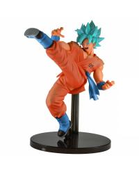 FIGURE - DRAGON BALL SUPER - GOKU BLUE SPECIAL REF.27818/27819 | BONECO GOKU BLUE
