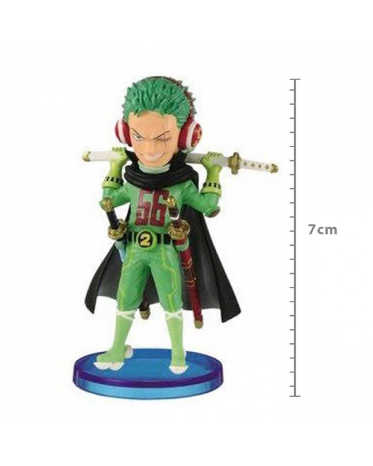 FIGURE - ONE PIECE WCF - MUGIWARA 56 - ZORO REF.27789/27791