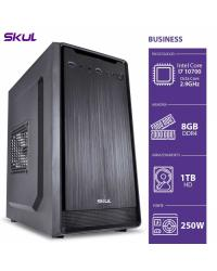 COMPUTADOR BUSINESS B700 - I7 10700 2.9GHZ MEM 8GB DDR4 HD 1TB HDMI/VGA FONTE 250W