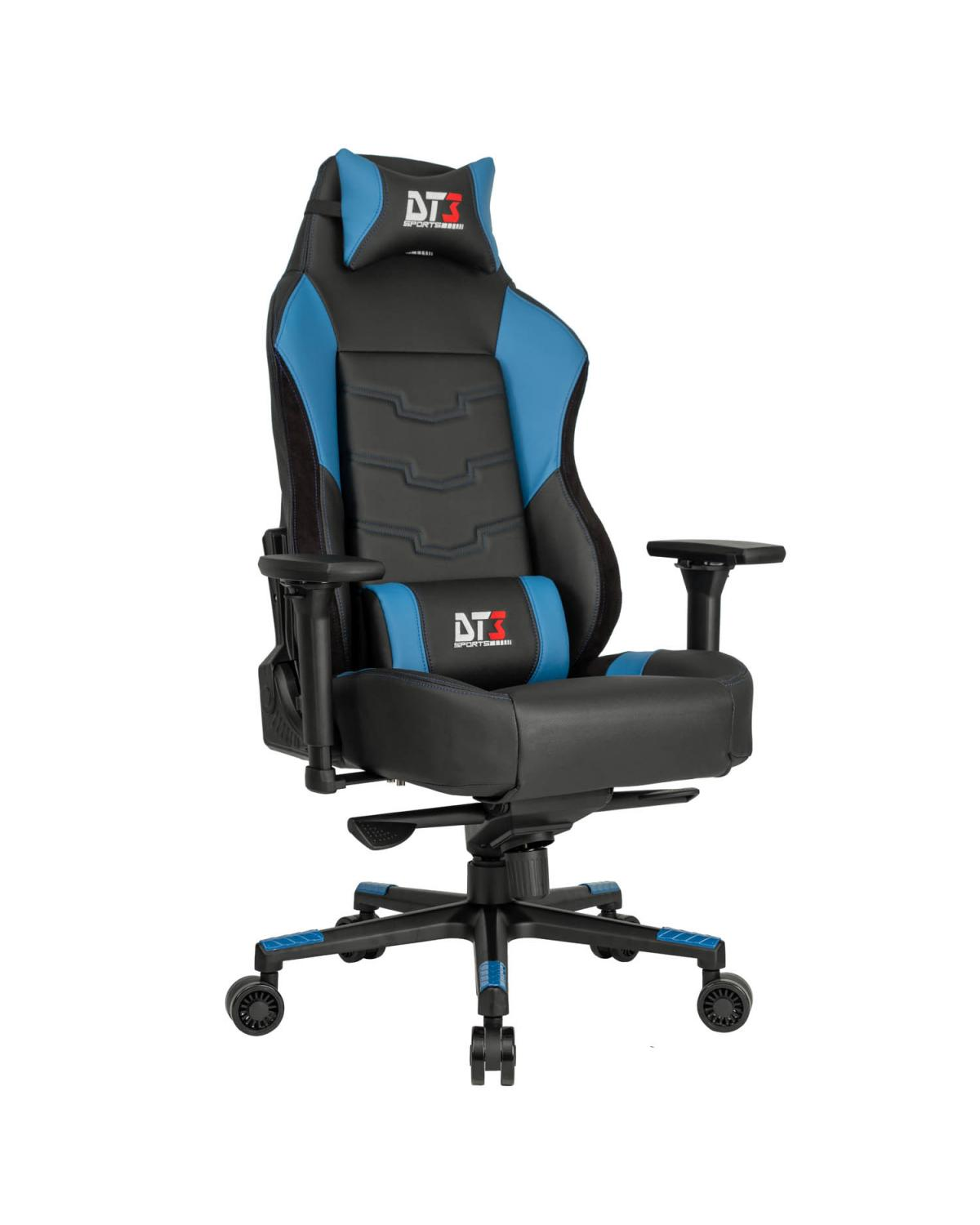 Cadeira Gamer DT3sports Orion Blue Elite Séries