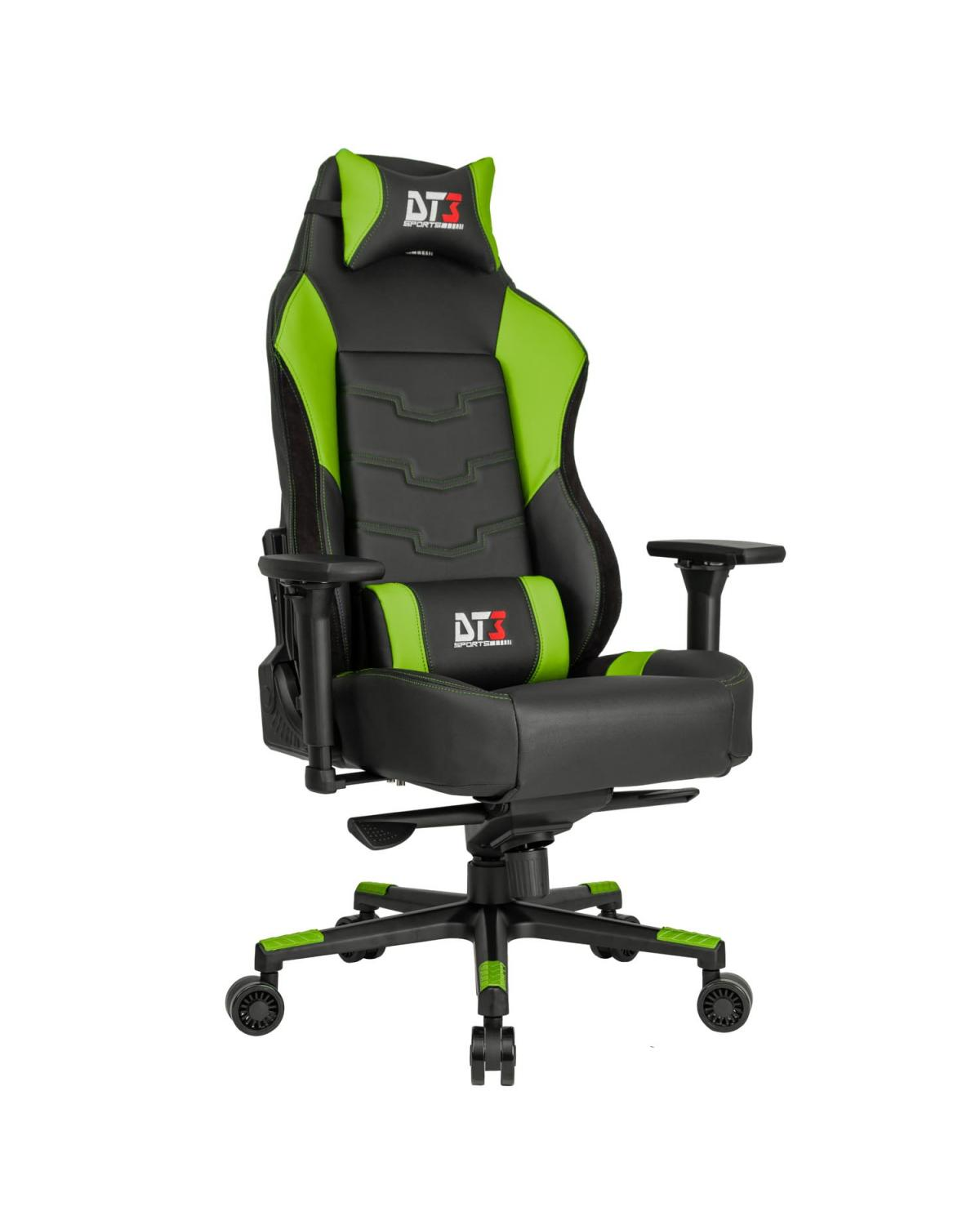 Cadeira Gamer DT3sports Orion Green Elite Series