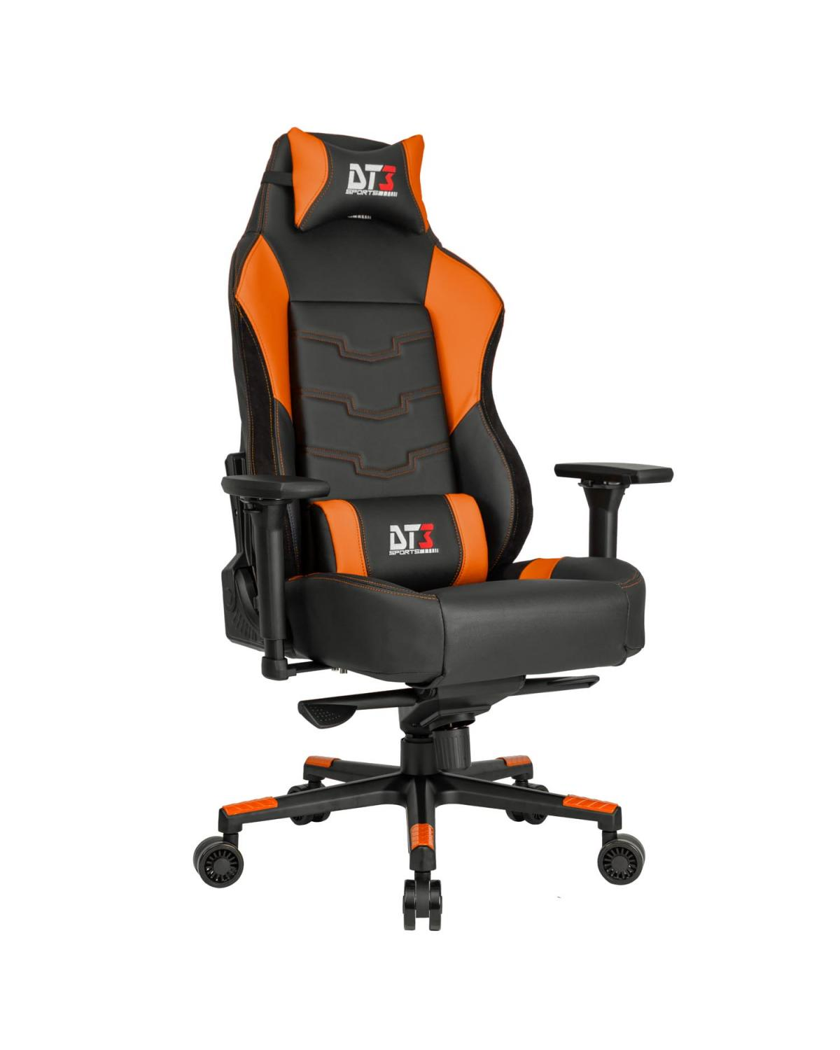 Cadeira Gamer DT3sports Orion Orange Elite Series