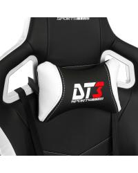Cadeira Gamer DT3sports Ônix Diamond White Elite Series