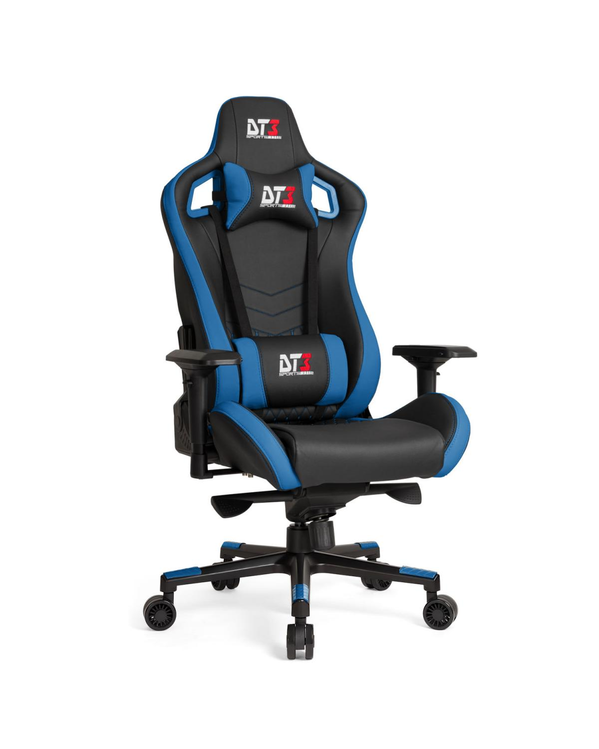 Cadeira Gamer DT3sports Ônix Diamond Blue Elite Series