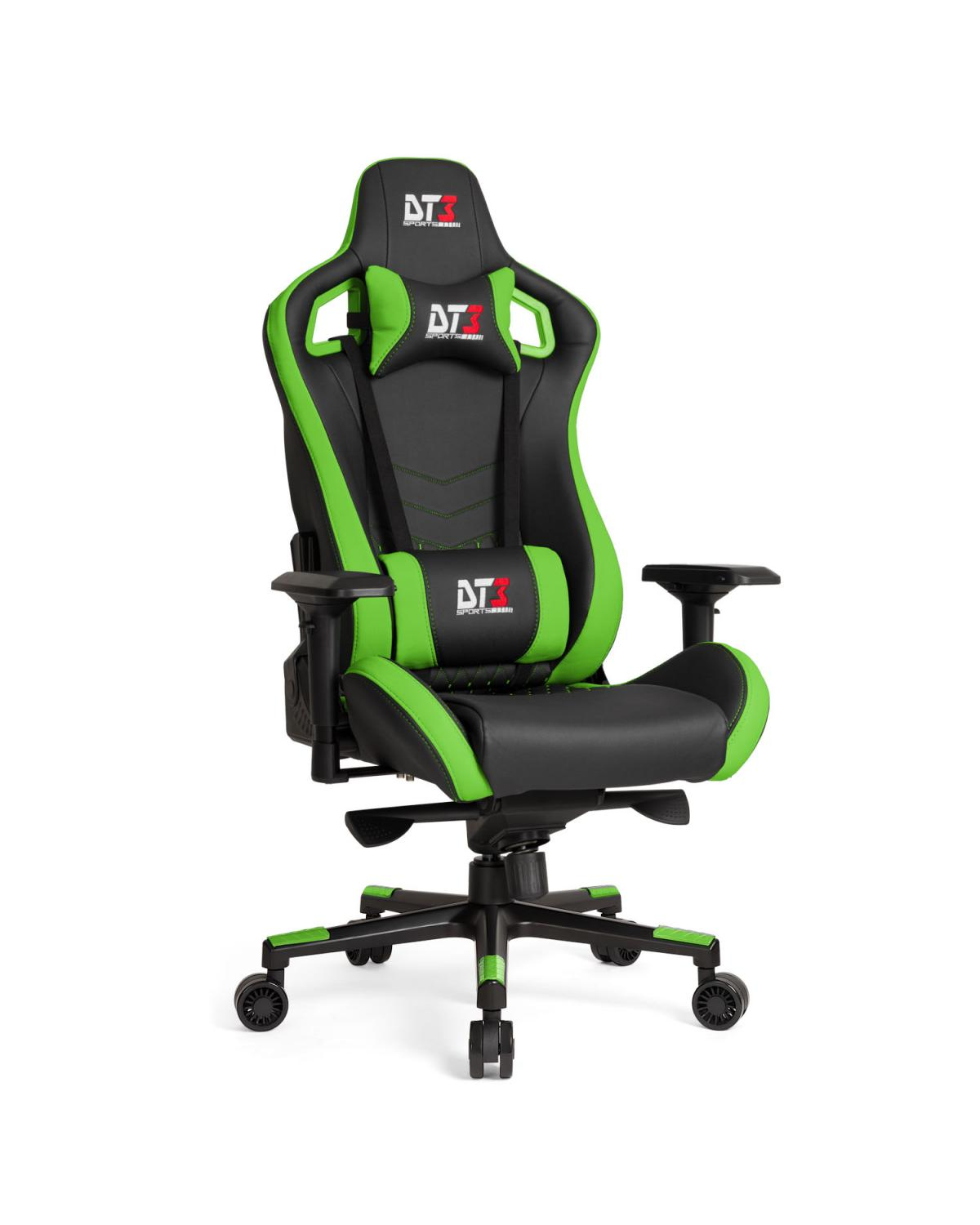 Cadeira Gamer DT3sports Ônix Diamond Green Elite Series