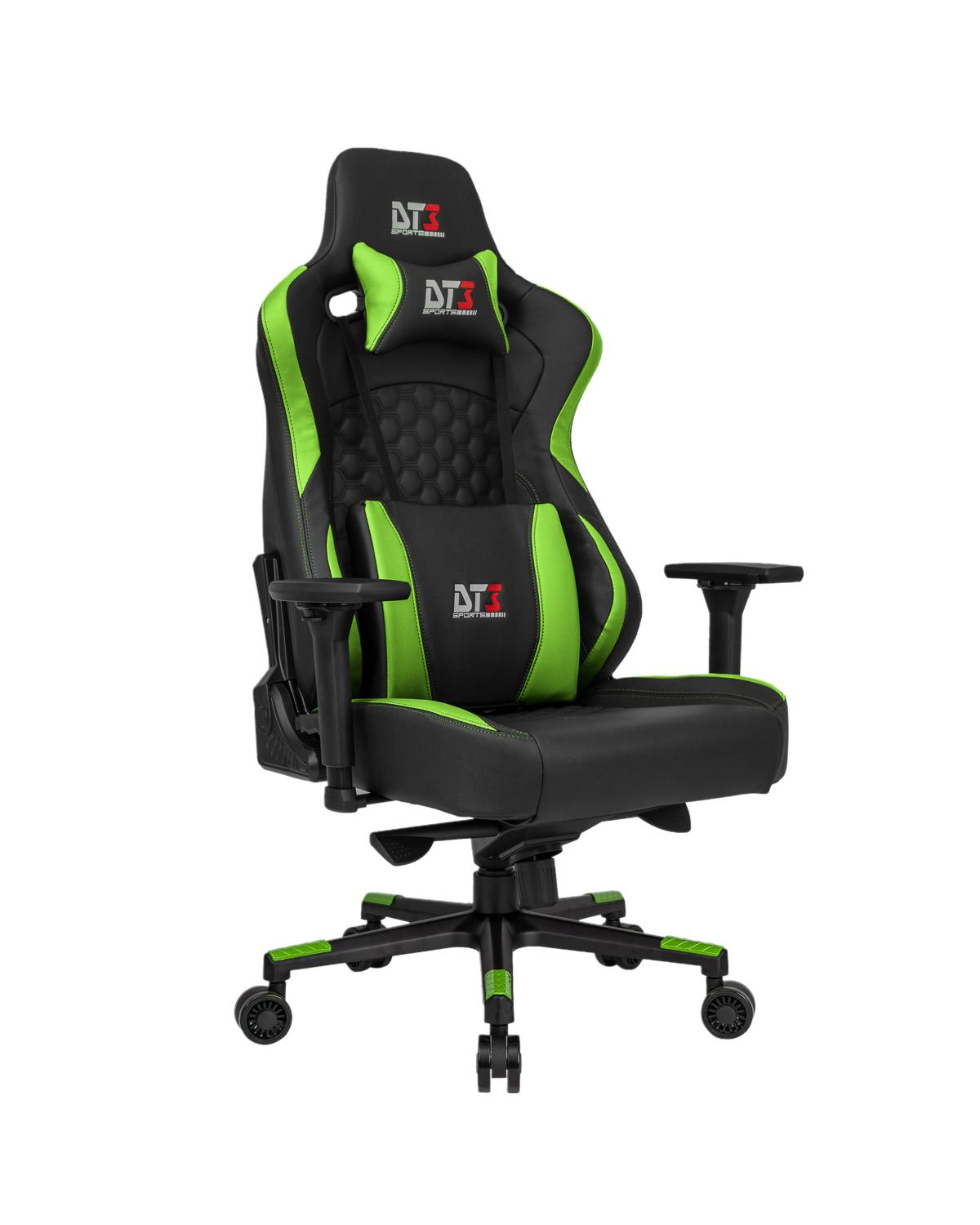 Cadeira Gamer DT3sports Rhino Green Elite Series