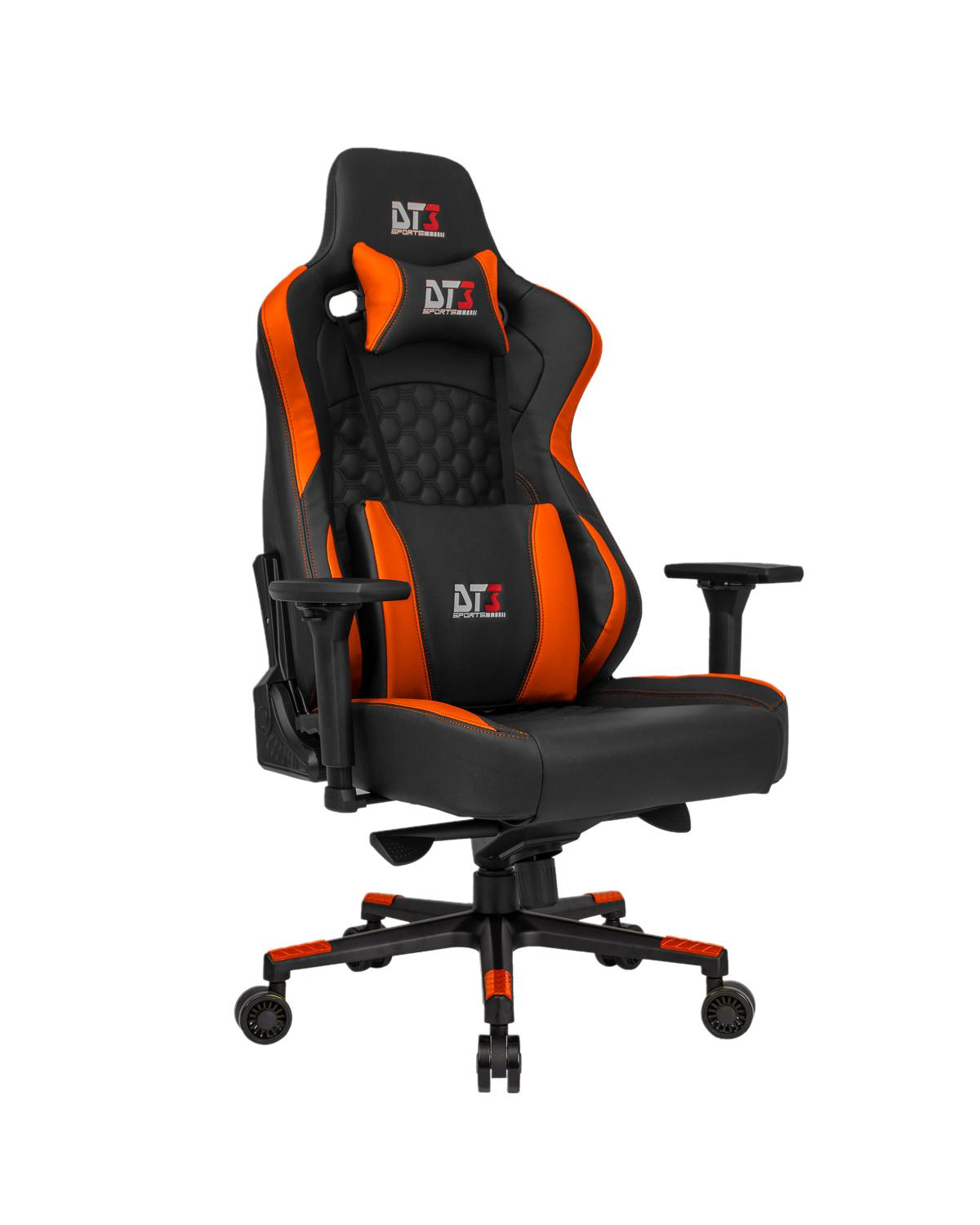 Cadeira Gamer DT3sports Rhino Orange Elite Series