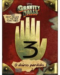 O Diário de Gravity Falls - VOL 3