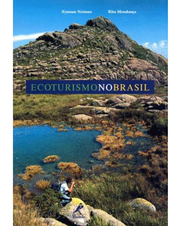 Ecoturismo no Brasil - 1ª Edição | 2005