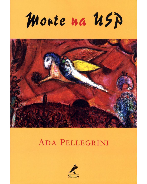 Morte na USP - 1ª Edição | 2005