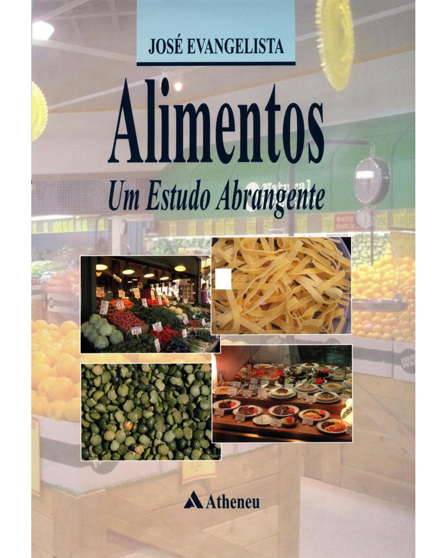 Alimentos: Um estudo abrangente - 1ª Edição | 2001