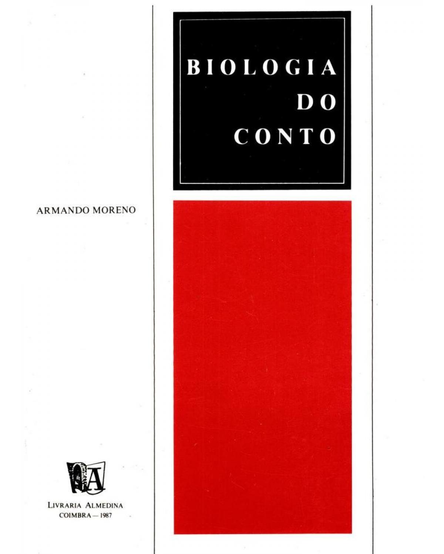 Biologia do conto - 1ª Edição | 1987