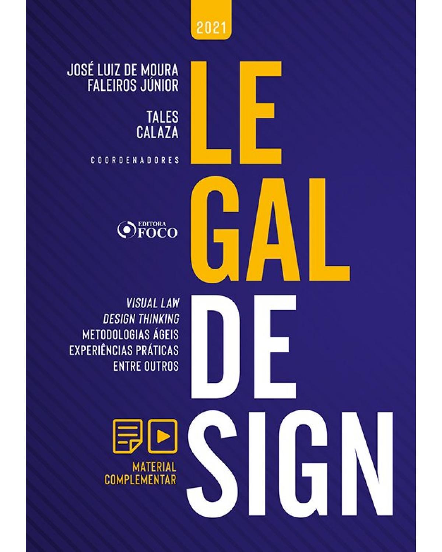 Legal design - 1ª Edição | 2021
