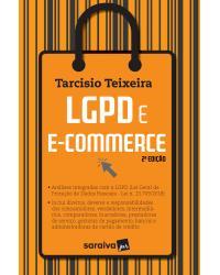 LGPD e e-commerce - 2ª Edição | 2021