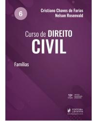 Curso de direito civil - Volume 6: família - 12ª Edição | 2021