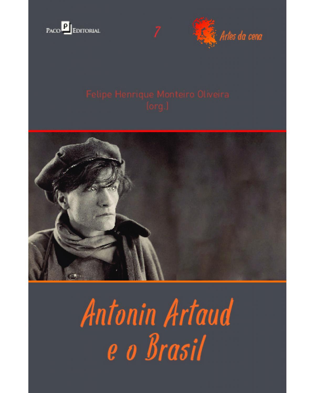 Antonin Artaud e o Brasil - 1ª Edição | 2021