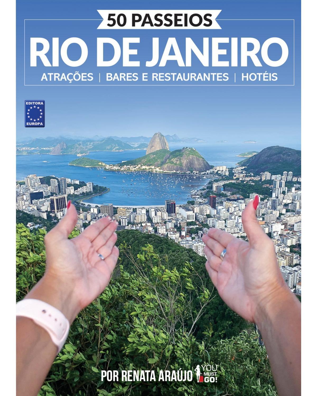 50 passeios: Rio de Janeiro - 1ª Edição | 2021