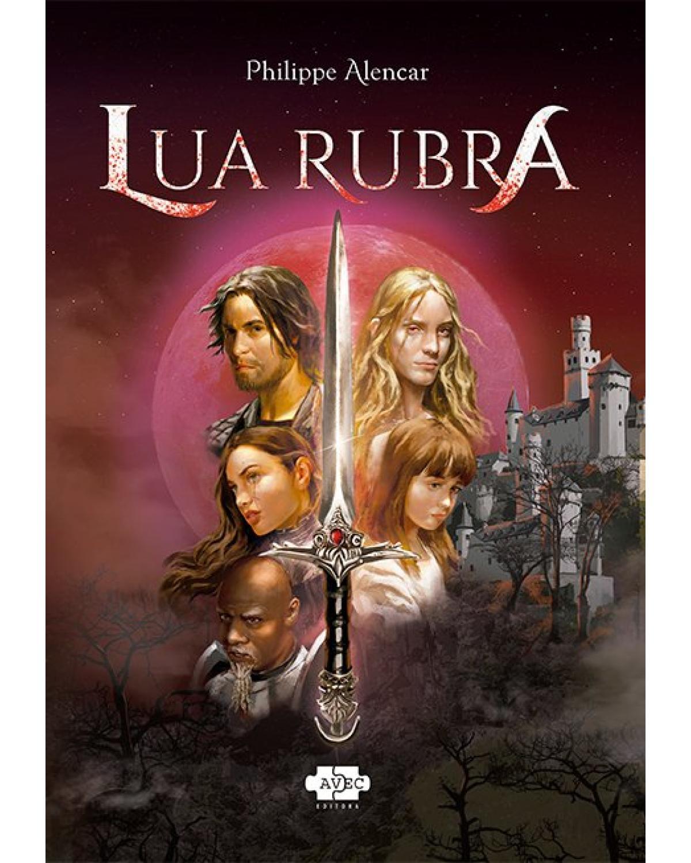 Lua Rubra - 1ª Edição | 2021