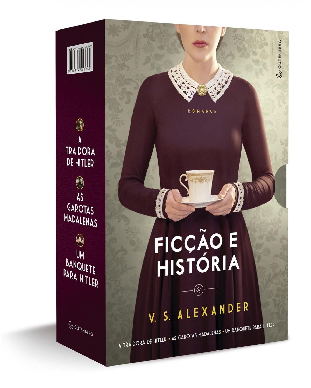 Box Ficção e história - 1ª Edição | 2021