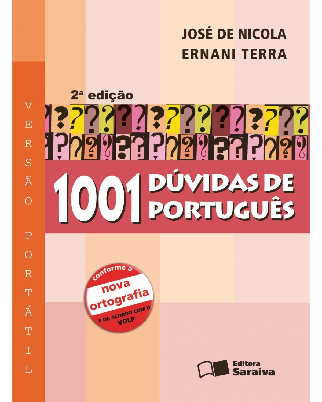 1001 dúvidas de português - 2ª Edição | 2009