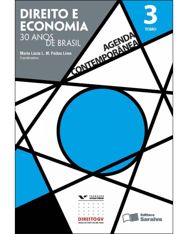 Agenda contemporânea - Tomo III - 1ª Edição | 2012