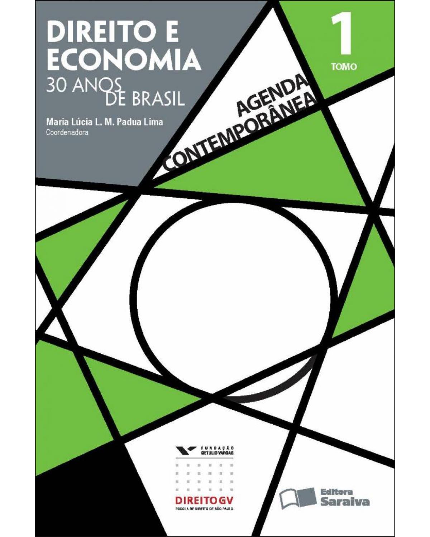 Agenda contemporânea - Tomo I - 1ª Edição   2012