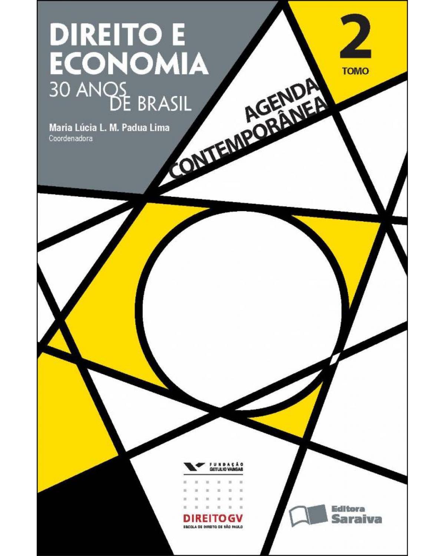 Agenda contemporânea - Tomo II - 1ª Edição   2012