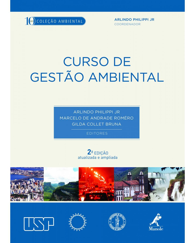 Curso de gestão ambiental - 2ª Edição | 2013