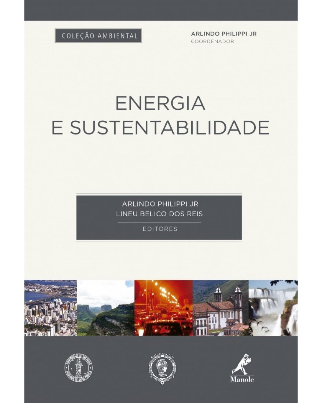 Energia e sustentabilidade - 1ª Edição | 2016